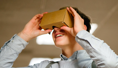 Opentrends VR user experience